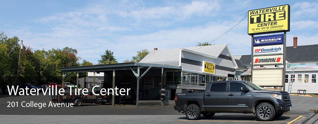 Used Tire Places >> Skowhegan Waterville Tire Centers Maine Tire Center Custom